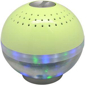水で洗う空気清浄機 arobo CLV-306 グリーン - 拡大画像