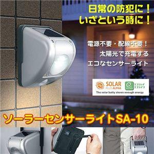 ソーラーセンサーライト SA-10 - 拡大画像