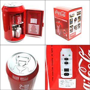 コカコーラ15l 保冷温庫 レッド - 拡大画像