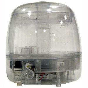 スケルトン超音波加湿器 CLV-129 クリア - 拡大画像