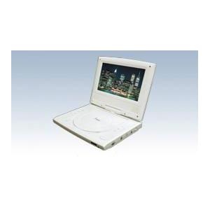 USB・カードスロット対応 CPRM機能搭載 7インチポータブルDVDプレーヤー PDV75C - 拡大画像