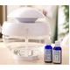 水で洗う空気清浄機arobo CLV 1000 Mサイズ パールホワイト - 縮小画像2