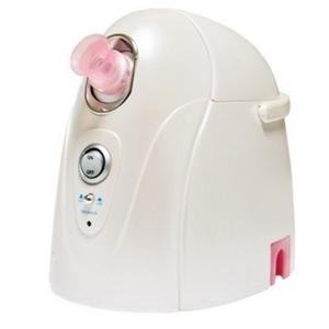 美顔器 スチーム イオニック美顔スチーマー EJ-CA010 ピンク - 拡大画像