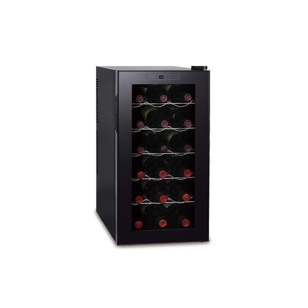 D-STYLIST ワインセラー18本収納は、無理なく18本収納できる
