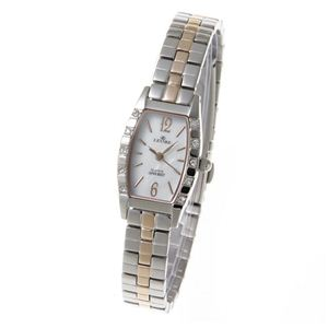 LEOBE(リオベ) ステンレスベルト 腕時計 YL-319LD コンビ - 拡大画像