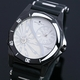 【Salvatore Marra】デュアルタイム腕時計 SM8007-WH - 縮小画像1