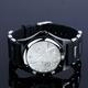 【Salvatore Marra】デュアルタイム腕時計 SM8007-WH - 縮小画像3