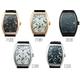 【Dolce Medio】デュアルタイム腕時計 DM8005SSBK  - 縮小画像3