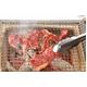 焼肉名店「ぱんが」特製 赤と黒の炭火焼肉壷漬カルビ5kgセット - 縮小画像2