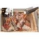 焼肉名店「ぱんが」特製 赤と黒の炭火焼肉壷漬カルビ5kgセット - 縮小画像3