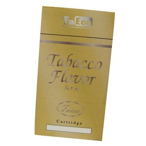 「TaEco」(タエコ)専用交換カートリッジ(ラッキーS風味[TC-105])15本入り - 拡大画像