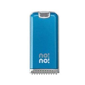ヤーマン 脱毛器 no!no!hair(ノーノーヘア) STA-100/ブルー - 拡大画像