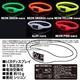 デジタル シリコン ウォッチ ナノ ネオン ピンク Mサイズ - 縮小画像4