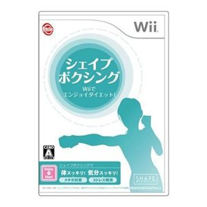 任天堂Wii「シェイプボクシングWiiでエンジョイダイエット!」 - 拡大画像