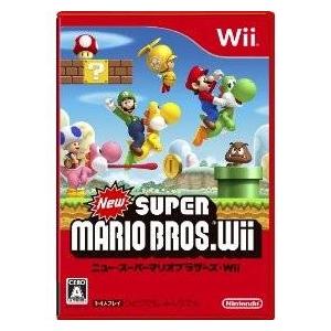 Wii New スーパーマリオブラザーズ - 拡大画像