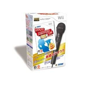 任天堂Wii カラオケJOYSOUND Wii DX - 拡大画像