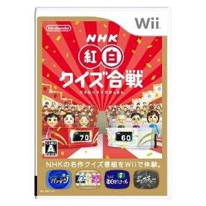 任天堂Wii NHK紅白クイズ合戦 - 拡大画像