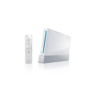 Nintendo(任天堂) Wii本体 シロ【Wiiリモコンプラス同梱】 - 拡大画像