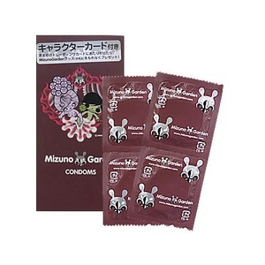 Mizuno Garden 「CONDOMS 」 - 拡大画像