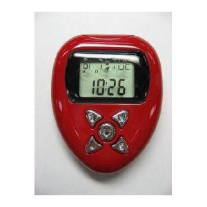 指を10秒当てるだけのワンタッチ測定  電子脈拍計 SM-66R - 拡大画像