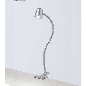 ELPA LEDクリップライト SPOT-LLC02 - 拡大画像