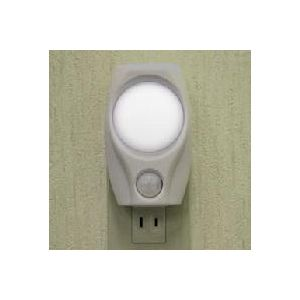 ELPA LEDセンサー付ライト PM-L200(W) - 拡大画像