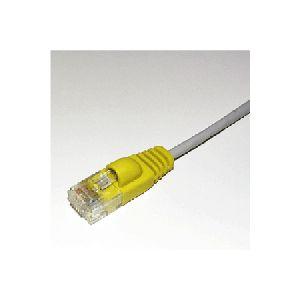 ミヨシ(MCO) カテゴリー6準拠 超高速スリムLANケーブル 5M TWT-605IV/M - 拡大画像