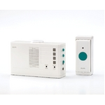 ELPA ワイヤレスチャイムランプ付受信器セット EWS-2001