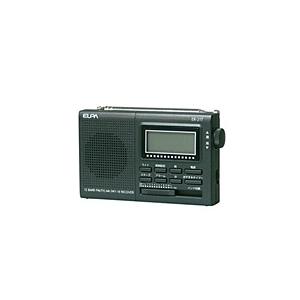 ELPA AM/FM/短波ラジオ ER-21T - 拡大画像