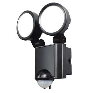 ELPA(エルパ)屋外用LEDセンサーライト AC電源 ESL-SS802AC - 拡大画像