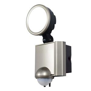 ELPA(エルパ)屋外用LEDセンサーライト AC電源 ESL-SS1001AC - 拡大画像