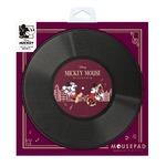 PGA マウスパッド ミッキーマウス/ワインレッド PG-DMP353RD