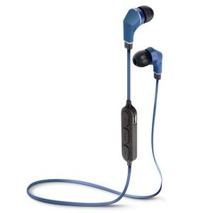 PGA Bluetooth 4.1搭載 ワイヤレス ステレオ イヤホン ブルー PG-BTE1S04 - 拡大画像