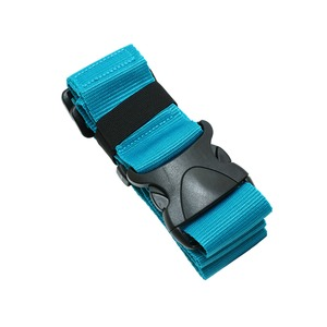 ワンタッチスーツケースベルト ブルー MBZ-SBL01/BL - 拡大画像