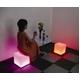 癒しのイルミネーションチェアー LED付キュービックチェアー - 縮小画像3