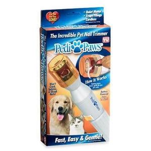 犬猫用電動爪やすり ペッドパウ - 拡大画像