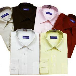 超お得ワイシャツ、スウェット14点カラーセット LL - 拡大画像