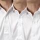 高級ワイシャツ ホワイト 3枚セット M - 縮小画像2