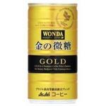 アサヒ ワンダ 金の微糖 185g 60本セット