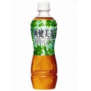 コカコーラ 爽健美茶 500ml 48本セット - 拡大画像