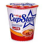 【ケース販売】 サンヨー食品 サッポロ一番 カップスター しょうゆ 71g 36個セット まとめ買い border=