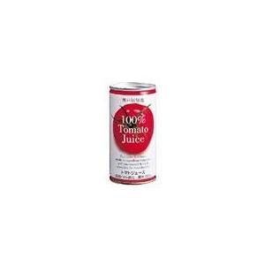 【ケース販売】 富永貿易 トマトジュース 190g 60本セット まとめ買い - 拡大画像