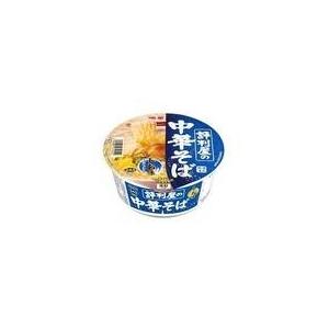明星食品 評判屋の中華そばカップ しお味 73g 36個セット - 拡大画像