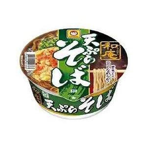 【ケース販売】 東洋水産 和庵 天ぷらそば 88g 36個セット まとめ買い - 拡大画像