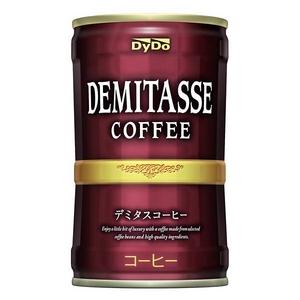 ダイドー デミタスコーヒー 150g 60本セット - 拡大画像