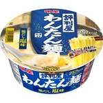 【ケース販売】 明星食品 評判屋わんたん麺 鶏だし塩味 74g 36個セット まとめ買い