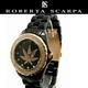 ROBERTA SCARPA(ロベルタスカルパ) 腕時計 RS6039BKPG-MF - 縮小画像4