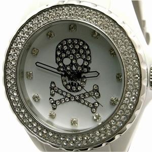 ROBERTA SCARPA(ロベルタスカルパ) 腕時計 RS6039WHSV-SK - 拡大画像