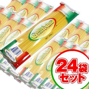 スパゲッティ グランムリ(1.6mm) 500g 24袋セット 【パスタ】 - 拡大画像
