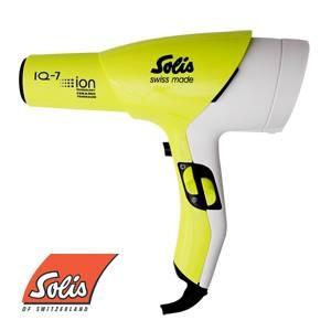 Solis(ソリス) ドライヤー IQ-7 425 レモン 【業務用】 - 拡大画像